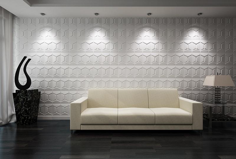 Τρισδιάστατα Πάνελ τοίχων   Τεχνοτροπίες 3D (3D PANEL) 2abdadd5a68
